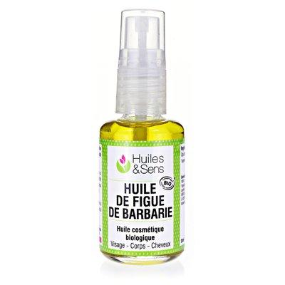 HUILE DE FIGUE DE BARBARIE - Huiles & Sens - Visage - Massage et détente - Ingrédients diy