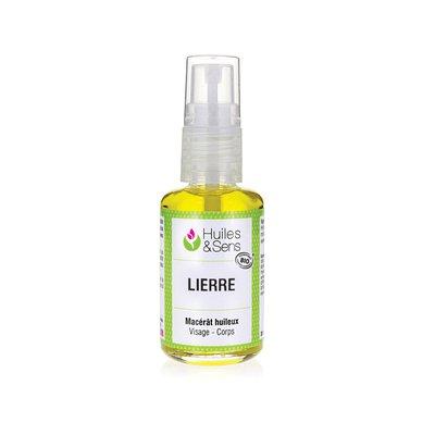 MACERAT LIERRE - Huiles & Sens - Massage et détente - Ingrédients diy