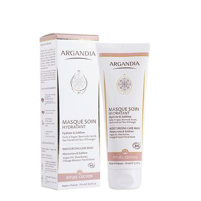 Argan Orange Blossom  Moisturizing Mask - Argandia - Face