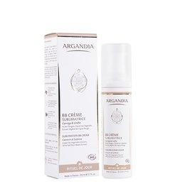 BB Crème Sublimatrice, Fleur d'Oranger - Argandia - Visage
