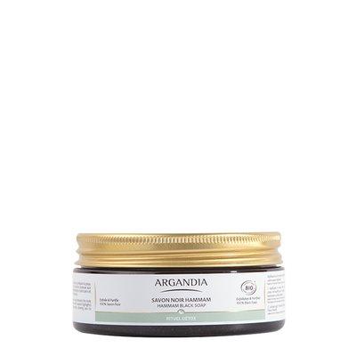 Savon Noir Hammam, Eucalyptus - Argandia - Corps