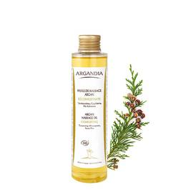 image produit Argan massage oil comforting