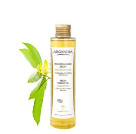 Argan Massage Oil Relaxing - Argandia - Massage and relaxation