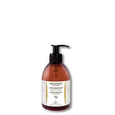 Aleppo Liquid Soap Laurel Berry - Argandia - Hygiene