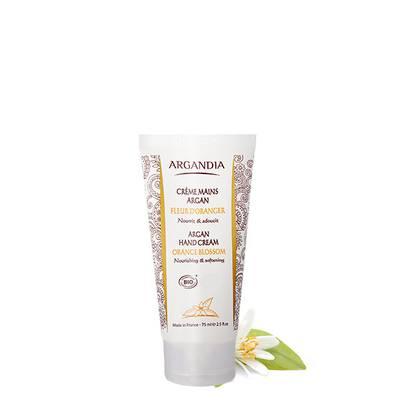 Crème Mains Argan Fleur d'Oranger - Argandia - Corps