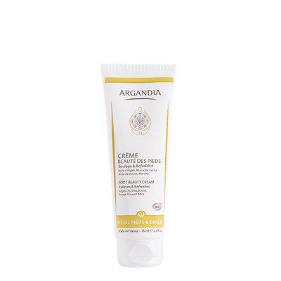 Argan Foot Cream Mint - Argandia - Body