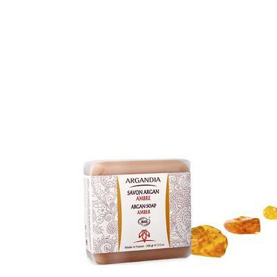 savon-argan-ambre