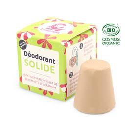 déodorant à la bergamote solide - Lamazuna - Hygiène