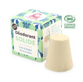 déodorant peau sensible douceur marine solide - Lamazuna - Hygiène