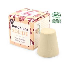 déodorant peau sensible douceur florale solide - Lamazuna - Hygiène
