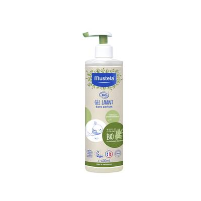 Cleansing gel - Mustela Bio - Baby / Children