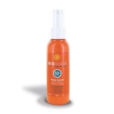 Spray Solaire SPF50+ - BIOSOLIS - Solaires
