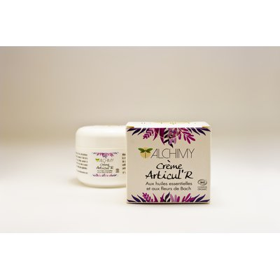 Articul'R cream - ALCHIMY - Health - Massage and relaxation