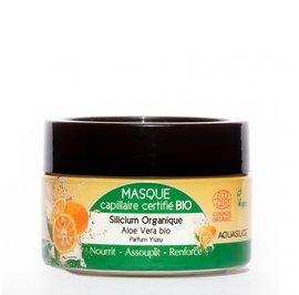 Masque Capillaire Parfum Yuzu - Aquasilice - Cheveux