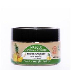 Masque Capillaire Parfum Ananas - Aquasilice - Cheveux