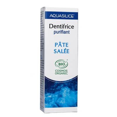 dentifrice pâte salée - Aquasilice - Hygiène