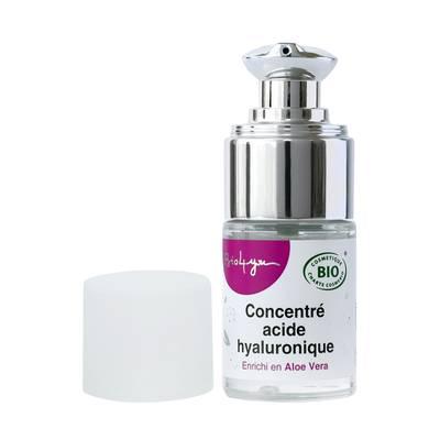 concentré acide hyaluronique - Bio4You - Visage