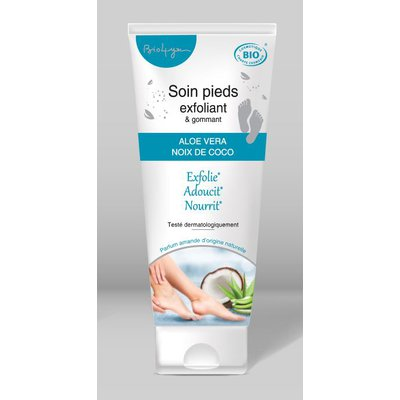 Soin pieds exfoliant & gommant - Bio4You - Corps