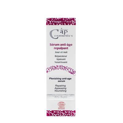 Sérum anti-âge repulpant - Cap Cosmetics - Visage