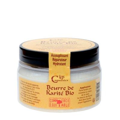 Beurre de karité - Cap Cosmetics - Visage - Cheveux - Massage et détente - Ingrédients diy - Corps