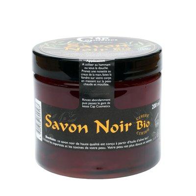 Savon noir - Cap Cosmetics - Visage - Hygiène - Ingrédients diy - Corps