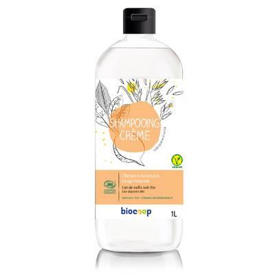 Shampoing crème 1L - Biocoop - Cheveux