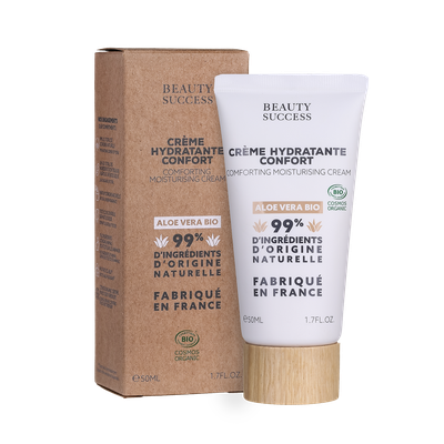 Crème Hydratante Confort - Beauty Success - Visage