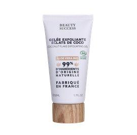 Gelée Exfoliante Éclats De Coco - Beauty Success - Visage