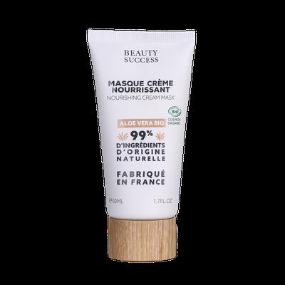 Masque Crème Nourrissant - Beauty Success - Visage
