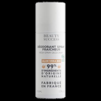 Déodorant Spray Fraîcheur - Beauty Success - Hygiène