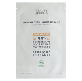 Masque Tissu Nourrissant - Beauty Success - Visage