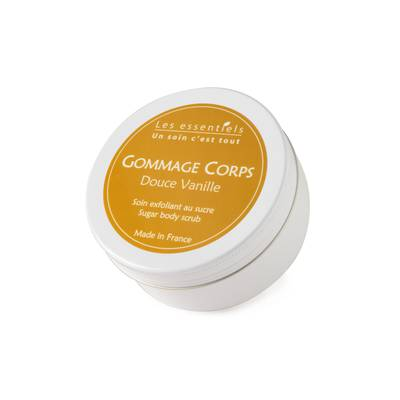 Gommage Corps - Douce Vanille - Les Essentiels - Corps