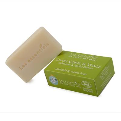 Jojoba and calendula soap - Les Essentiels - Hygiene - Baby / Children