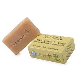 image produit Honey and almond soap
