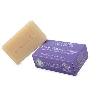 Lavender soap - Les Essentiels - Hygiene