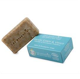 Mint and Eucalyptus soap - Les Essentiels - Hygiene