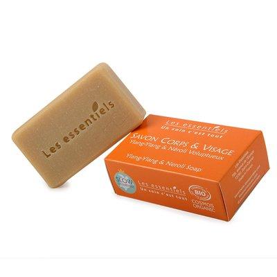 Ylang-ylang and neroli soap - Les Essentiels - Hygiene