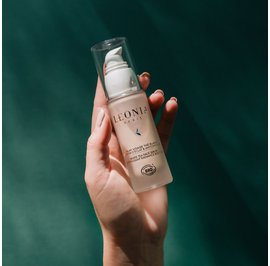 image produit White tea face serum, antioxidant radiance booster