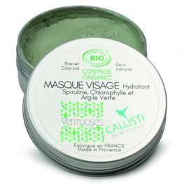 Masque soin visage - CALLISTI - Visage