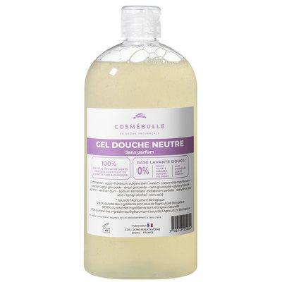 Gel Douche Neutre - Cosmébulle - Hygiène