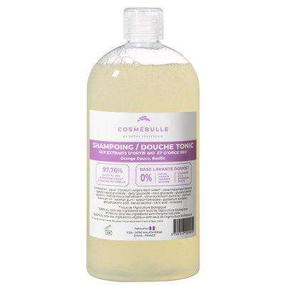 Shampoing Douche Tonic - Cosmébulle - Hygiène - Cheveux