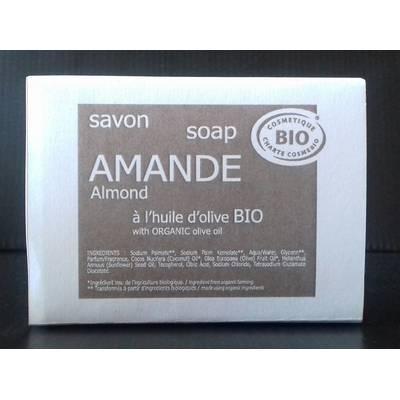 Savon Amande - LOTHANTIQUE BIO - Hygiène