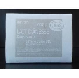 image produit Donkey milk soap