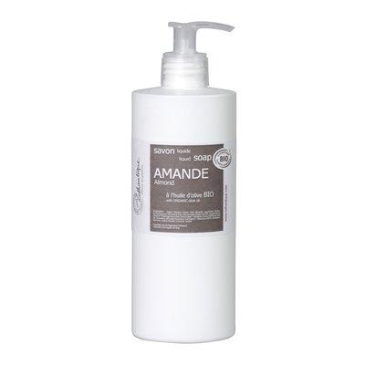 Savon liquide Amande - LOTHANTIQUE BIO - Hygiène