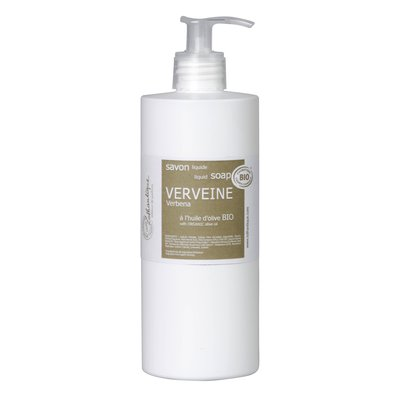 savon liquide verveine - LOTHANTIQUE BIO - Hygiène