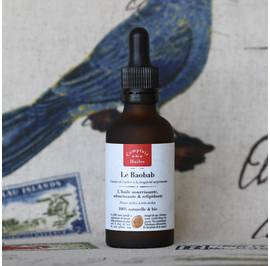 image produit Le baobab - vegetable oil