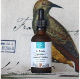 Le Jojoba - vegetable oil - Comptoir des Huiles - Face - Hair