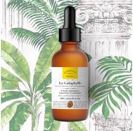 Le Calophylle - vegetable oil - Comptoir des Huiles - Face - Body