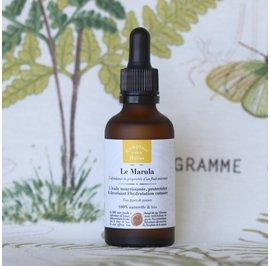 Le Marula - vegetable oil - Comptoir des Huiles - Face - Hair - Body