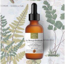 Moringa Drouhardii - vegetable oil - Comptoir des Huiles - Face - Hair - Body